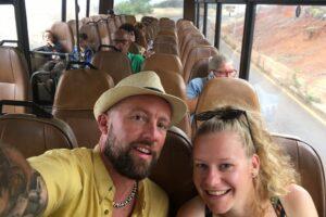 Autobusem do hlavního města