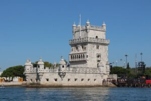 Belémská věž v Lisabonu