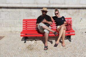 A Coruña – Lisabon