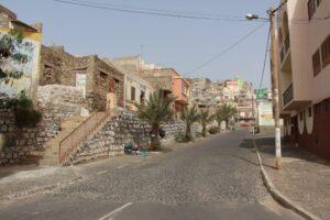 Ulice v Mindelu