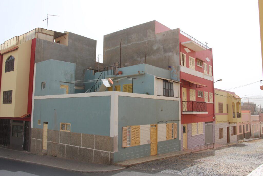 Kapverdy – São Vicente