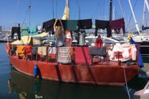 Velký prádlo v Cherbourgu