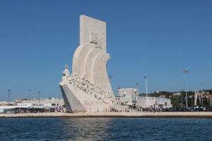 Památník objevitelů (fronta na maso) Lisabon