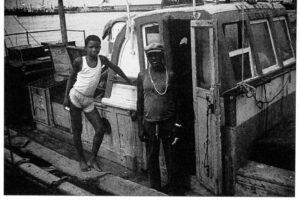Babába, Antonio a rybářská loď Ana Maria