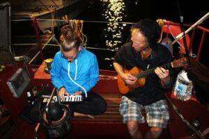 Štěpán muzikant a Káťa skoro muzikantka
