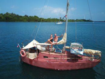 Panamský kanál – omezení pro jachtaře